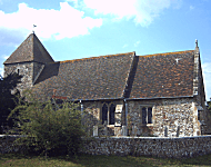 Church near Bognor Regis